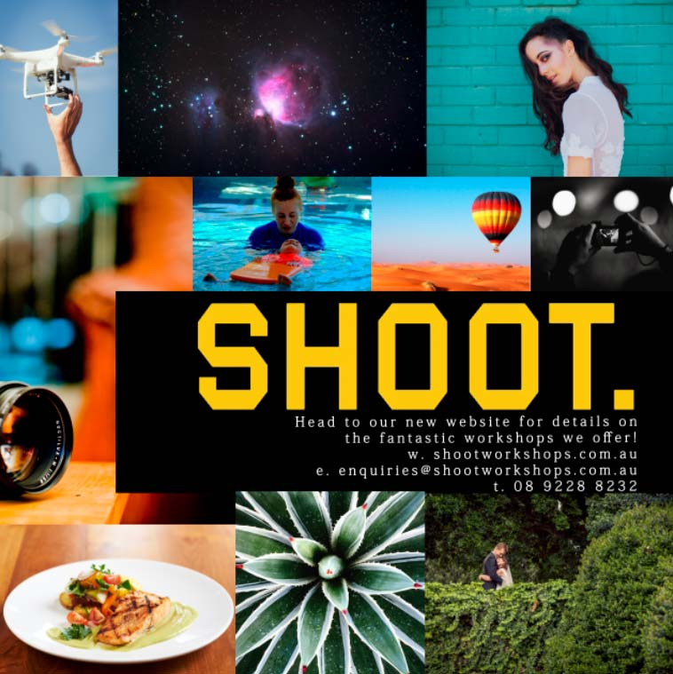 Shoot Photography Workshops