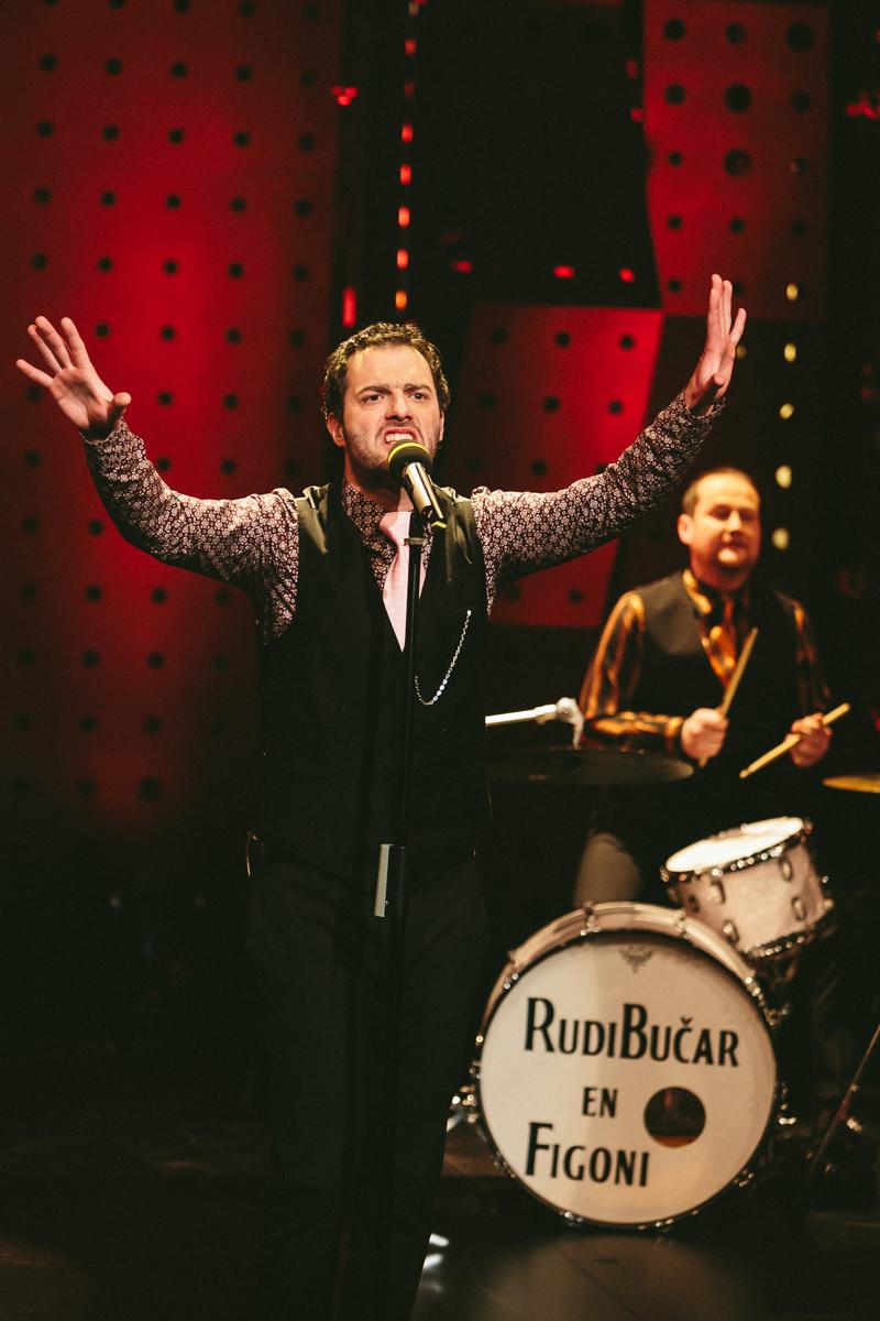 Rudi Bucar, EMA2015