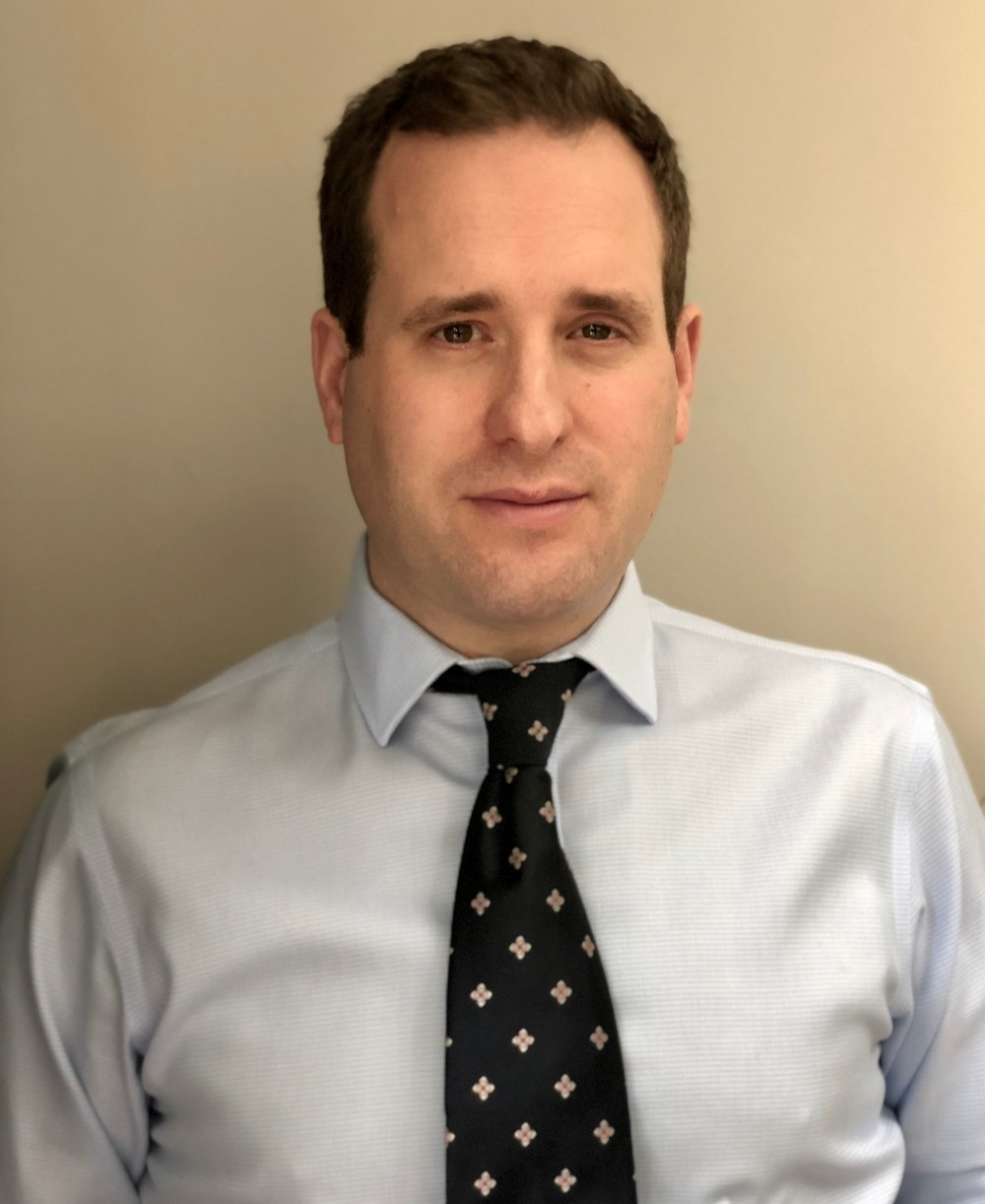 Dr Ben esdaile Consultant dermatologist