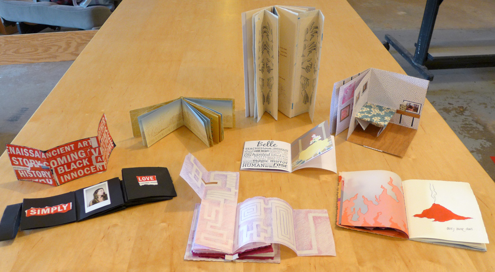 Pamphlet books, Spring 2015