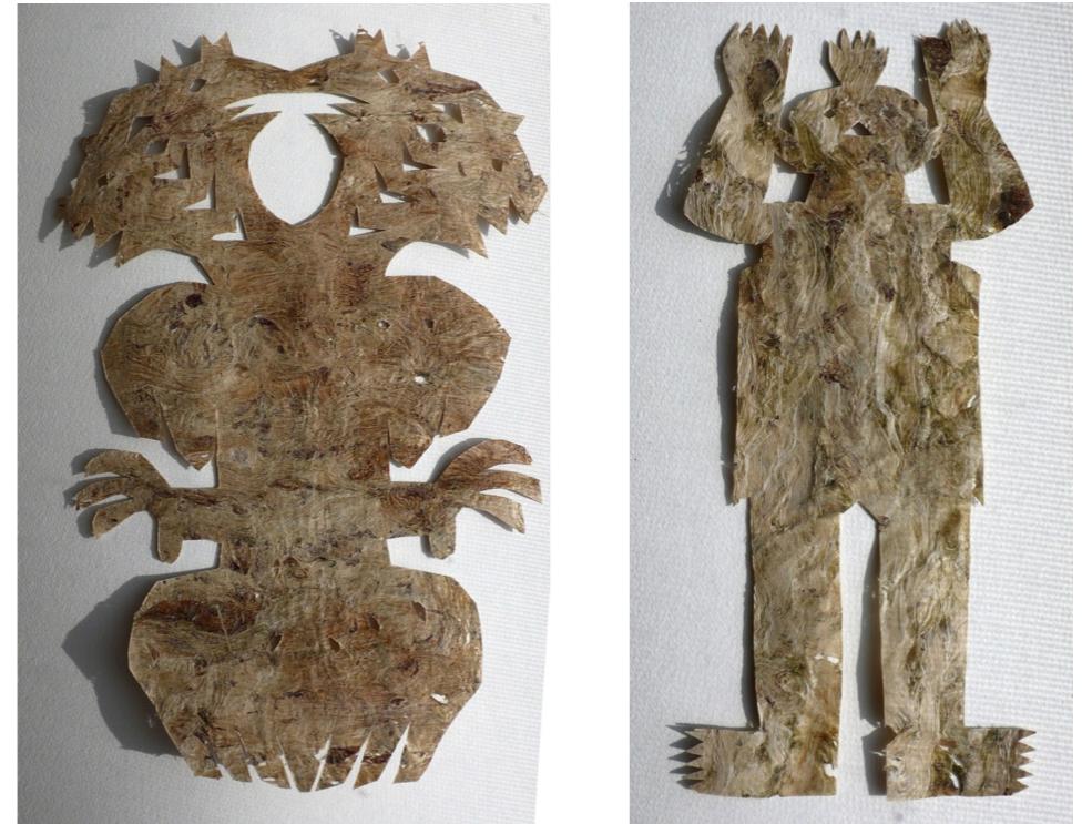 bark figures