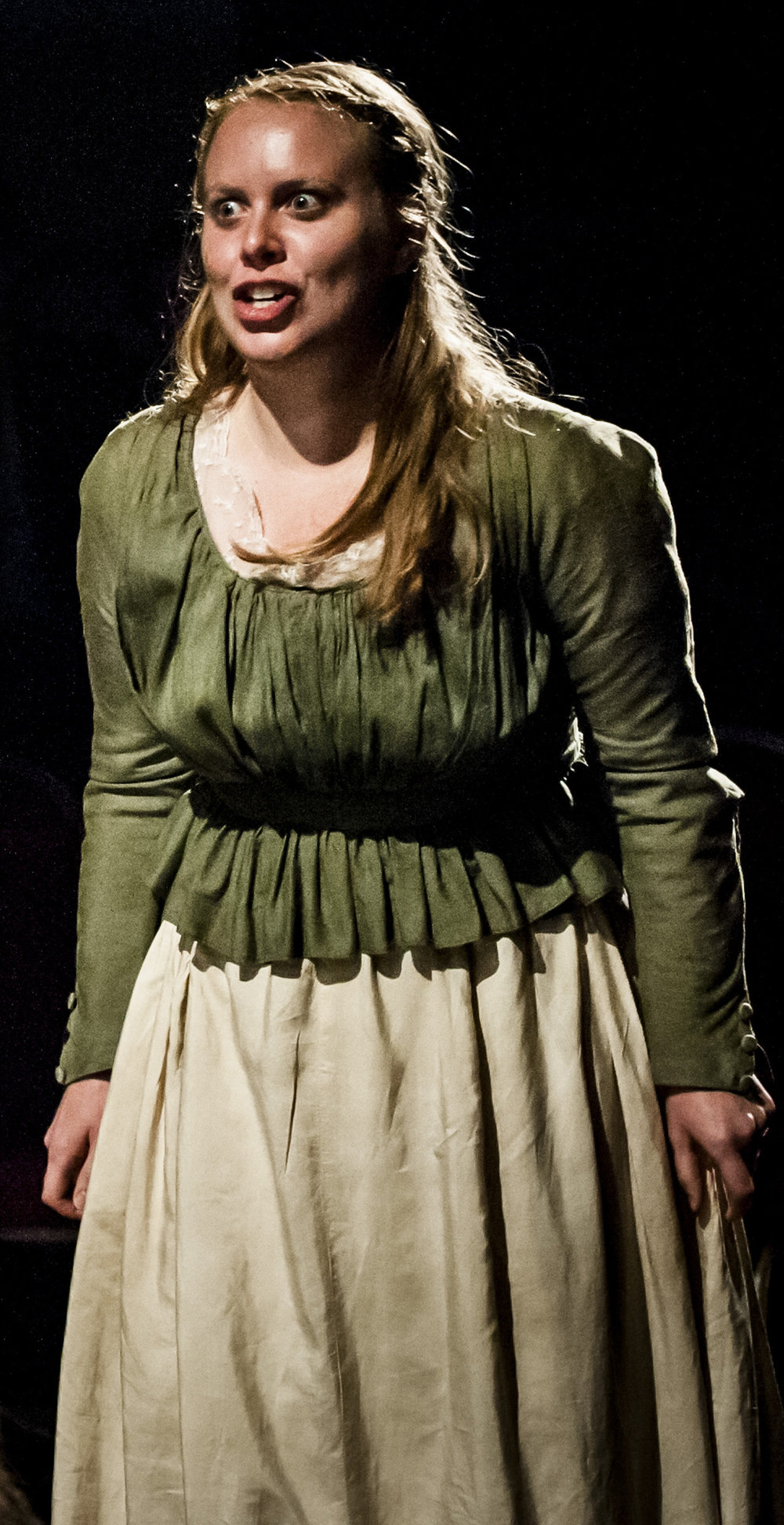 Sarah in  Banished  by Stephen McNeff (photo James Keates)
