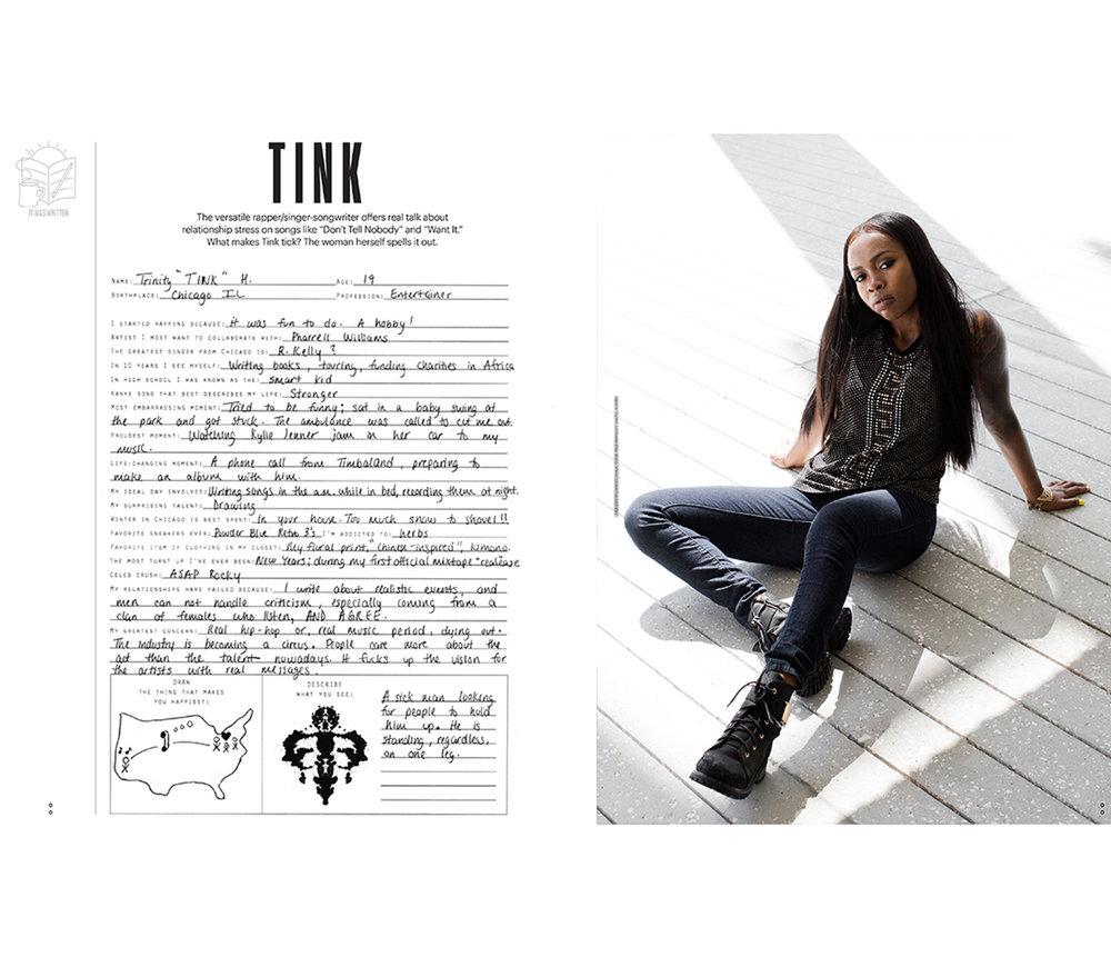 Tink - Complex Magazine