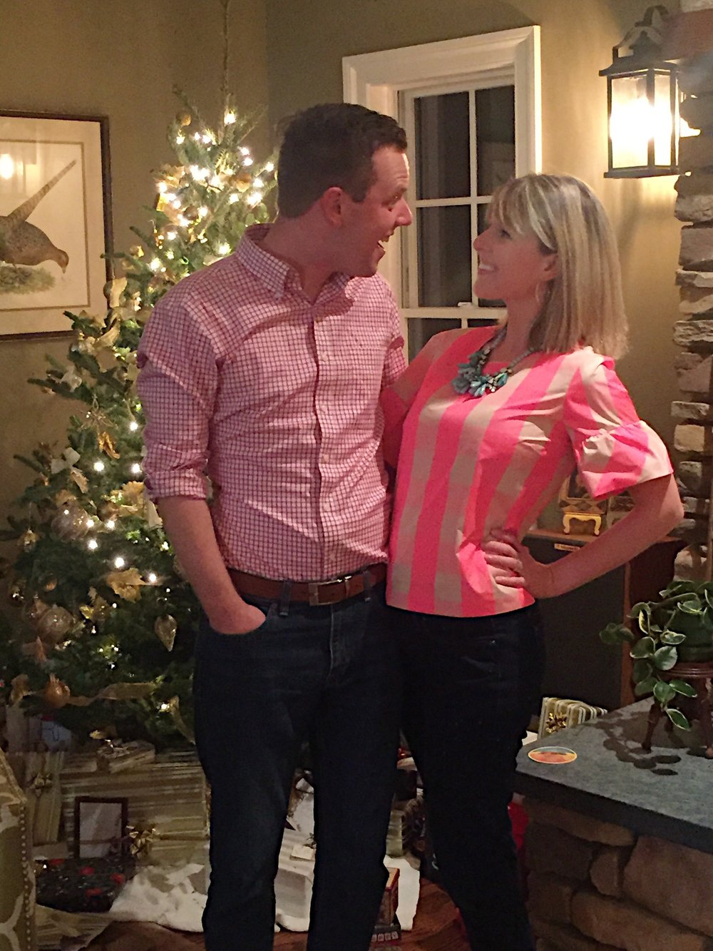 Christmas Eve with my love!