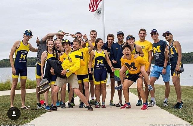 Giving Blue day is this Tuesday 11/28! The donations are a tax deductible non profit and will help us make our Nationals Competition more financially accessible for all our triathletes! Our goal is to hit $2000 but anything is SO appreciated! Link to donate: https://leadersandbest.umich.edu/find/#!/give/basket/fund/320574