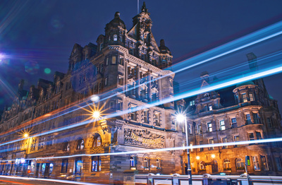 The Scotsman - Stay in this luxury boutique hotel, the former home to Scotland's national newspaper.