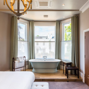 The High Field Townhouse - Stay on site in one of their luxury boutique hotel with 12 stunning rooms.