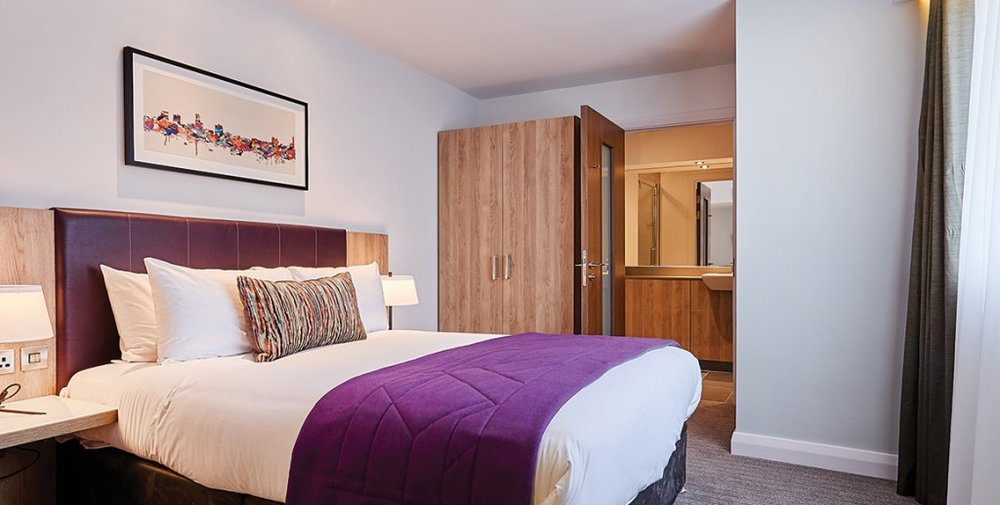 Park Regis - Enjoy a comfortable nights sleep just a 15 minutes walk from the venue.