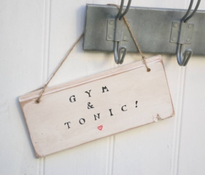 GYM AND TONIC ABAGAIL BRYANS DESIGNS