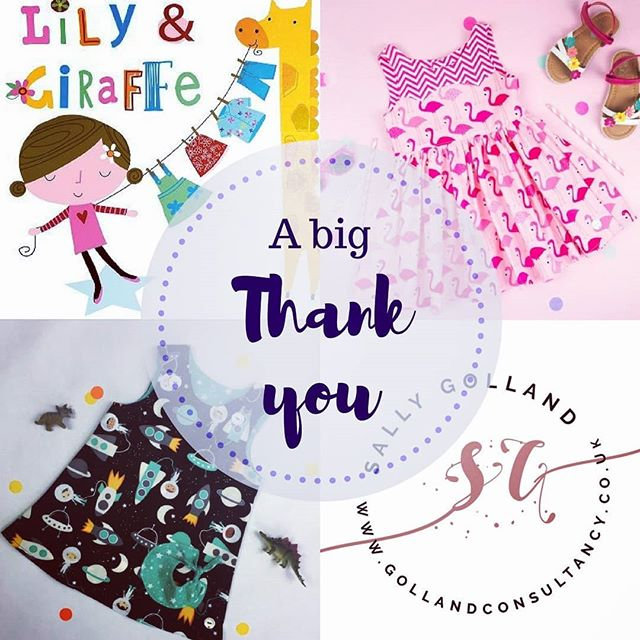 I had the absolute pleasure of working with the talented Helen from the equally brilliant @lilyandgiraffe  at @tmrwhub  Helen had chosen a full day's consultancy with me to focus on her gorgeous children's clothing company. I know only too well the benefit of taking time away from the office to really step back and review your company and its products. From looking at PR to going through selling successfully on @wearenoths it was a joy to be able to work with such a talented maker and her beautiful products.  Her children's clothing and accessories are beautifully handmade made from the most gorgeous fabrics and I love that she offers alternative designs for girls who aren't necessarily into pink, think space, dragons and robots! Not only that but her dresses continue to grow with the lucky recipient, when they've outgrown them as a dress they can be worn as a tunic, meaning unlike most children's clothing you buy they will continue to last for years to come.  Most importantly they are expertly made from only the finest quality, durable fabric meaning they'll continue to look great after years of play, wash after wash!  I love days spent with talented creatives and I can't wait to watch Helen's continued and much deserved success.