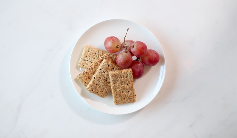 Mealworms cracker
