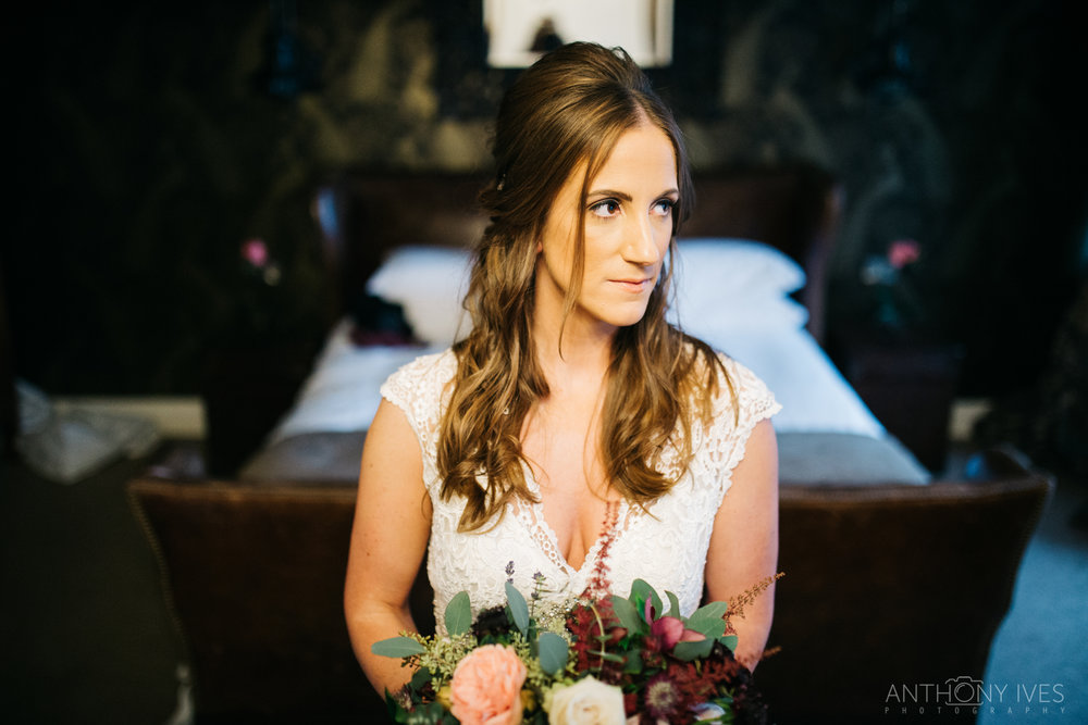 Eaves Hall Wedding Photography Anthony Ives Lancashire Photographer