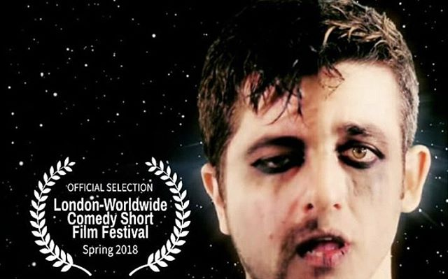 "WHOA, ""I Don't Know What Sex Is"" is an official selection at the London Worldwide Comedy Short Festival. This is how art is done, folks. 🏆"
