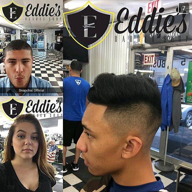 Check out the new filter during your next visit!! #EddiesBarbershop #SnapchatOfficial #Barberlife #BarberGang #HoustonBarbers #worldbarbershops #Barbersbelike #sharpade #Babyliss #OsterProfessional #EleganceGel #AndisPro #WahlPro #TheWoodlandsTexas #SpringTexas #TowersWoodland #RayfordSawdust #TaperFade #BurstFade #ModernBarbers #BeardGang @zak.galindo @big_countryy @trillahtay
