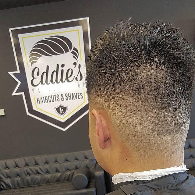 We appreciate the guys that dropped in for an exclusive sneak peek of the new shop. We're ready for opening weekend starting tomorrow, Saturday 22nd at 8am. We've got 20% off all services and FREE BEER all weekend! Get some!  #EddiesBarbershop #Barberlife #BarberGang #BeardGang #HoustonBarbers #worldbarbershops #NastyBarbers #BarberCartel #BarbershopConnect #AndisPro #WahlPro #SearchAndRescueDenim #KamisoriShears #hatorihanzo #MagnoliaTexas #TheWoodlandsTexas #ConroeTexas #BaldFades #BurstFades #TaperFades #DopeBarbers #FreshCuts #SoftOpening #Barbersbelike