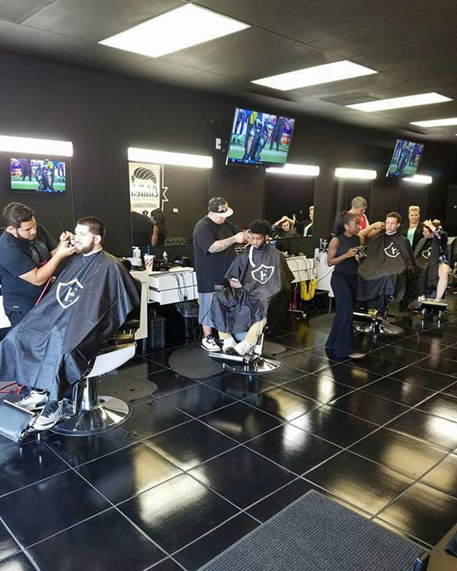 We're open from 10 am to 4pm today! Stop by and check out the New Magnolia shop!  9311 FM 1488 Suite 80 Magnolia, TX  77354  Next to Spring Fitness  #EddiesBarbershop #MagnoliaTexas #MagnoliaHighSchool #MagnoliaWest #MagnoliaWestHighSchool #NewMagnolia #NewBarbersInTwon