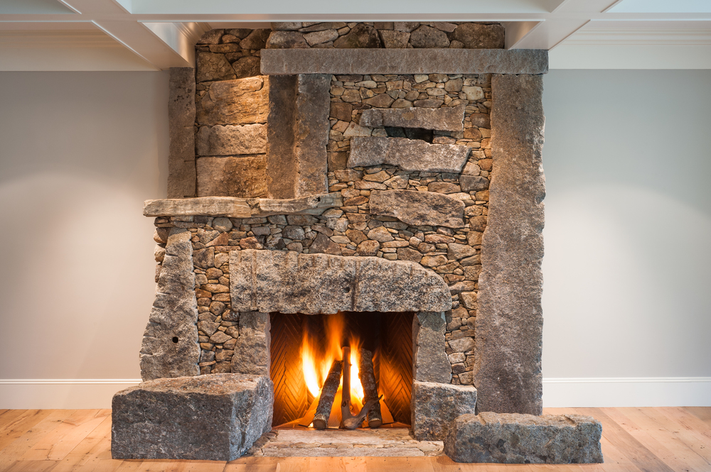 Fireplaces Lew French Stone By Design