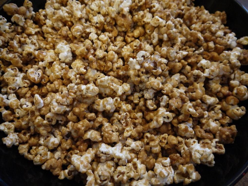 Duck fat caramel popcorn.JPG