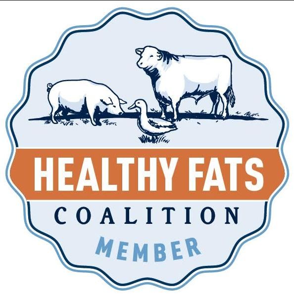 I'm a member of the Healthy Fats Coalition   http://www.healthyfatscoalition.org/