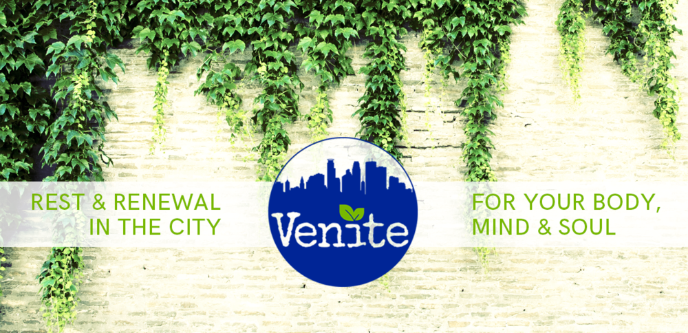 Venite Individual Retreat Center - Minneapolis & St. Paul - Spiritual Direction, Workshops, Classes