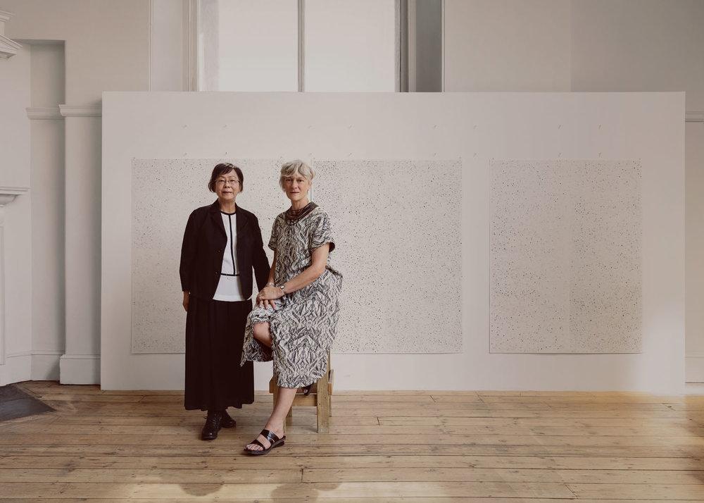 Rebecca Salter &Itsuko Hasegawa - The Royal Academy