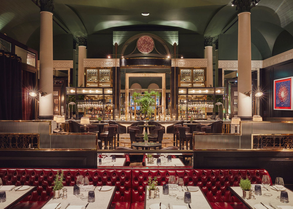 Kerridge's Bar and Grill - The Corinthia