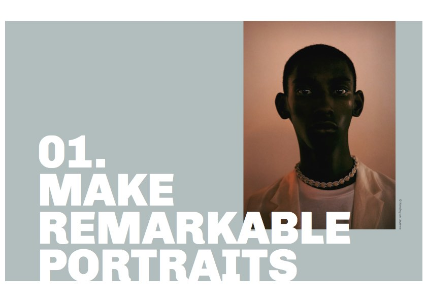 LensCulture - My portrait of 'Myles' has been included in the new LensCulture Portrait Photography Guide.You can download the guide here.
