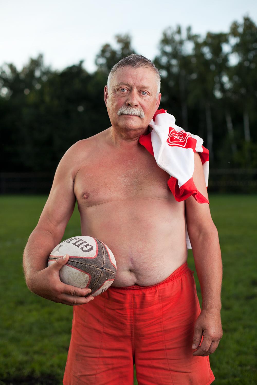 Elderly rugby players, Большой Город