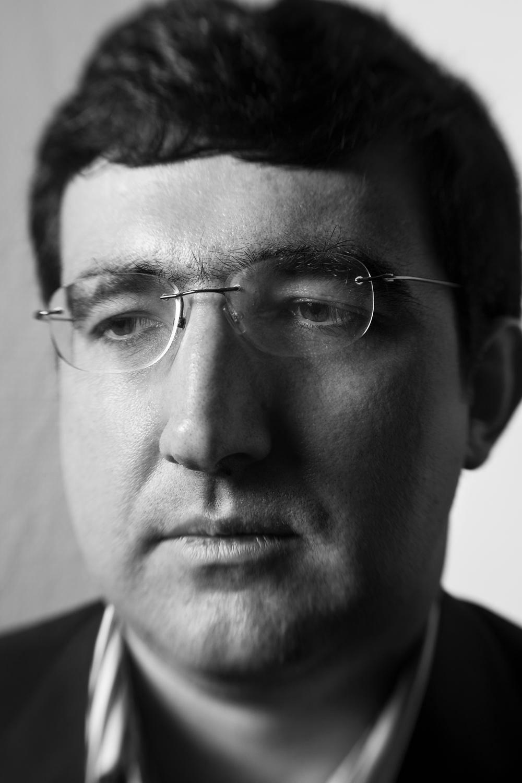 Vladimir Kramnik, Russian Reporter Magazine