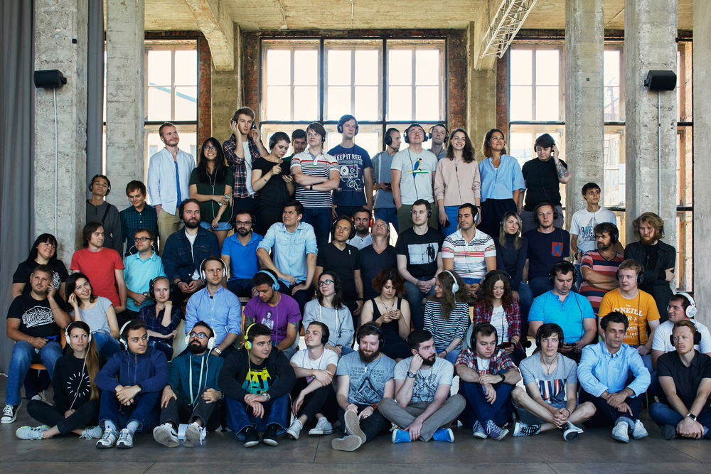 Zvooq team,  Dream Industries