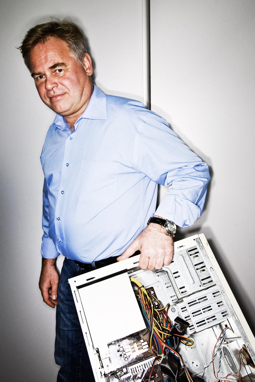 Evgeniy Kasperskiy, CEO Magazine