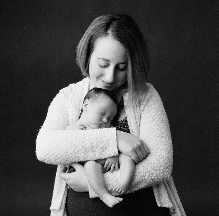 Sandra Coan: Newborn Photography on Film.  Seattle, WA