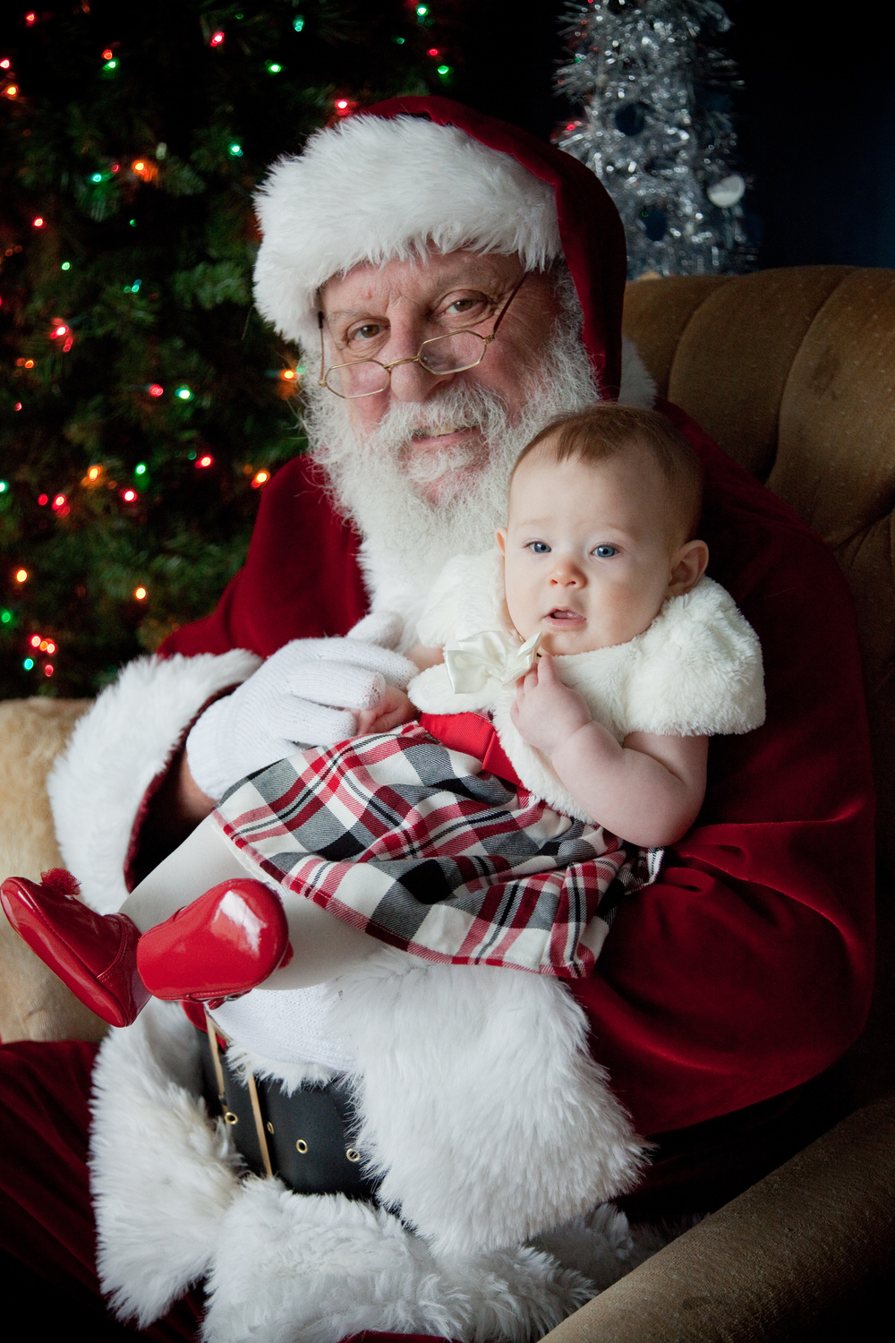 Sandra Coan : Santa in Seattle