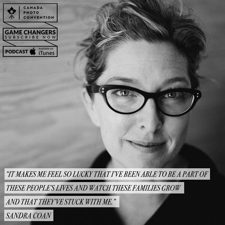 Sandra Coan  on Game Changers Pod Cast