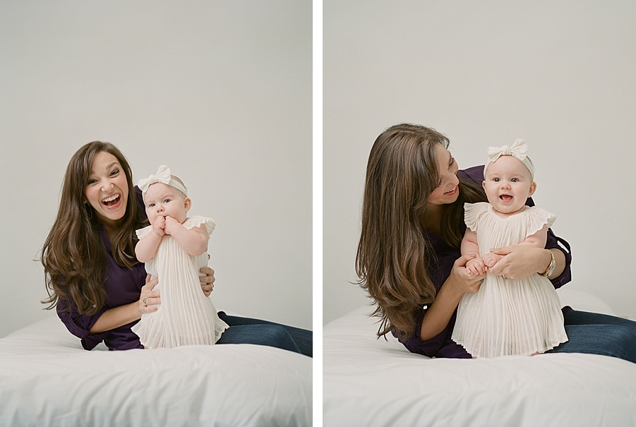 Seattle newborn photographer, Sandra Coan.  Newborns and families on film.