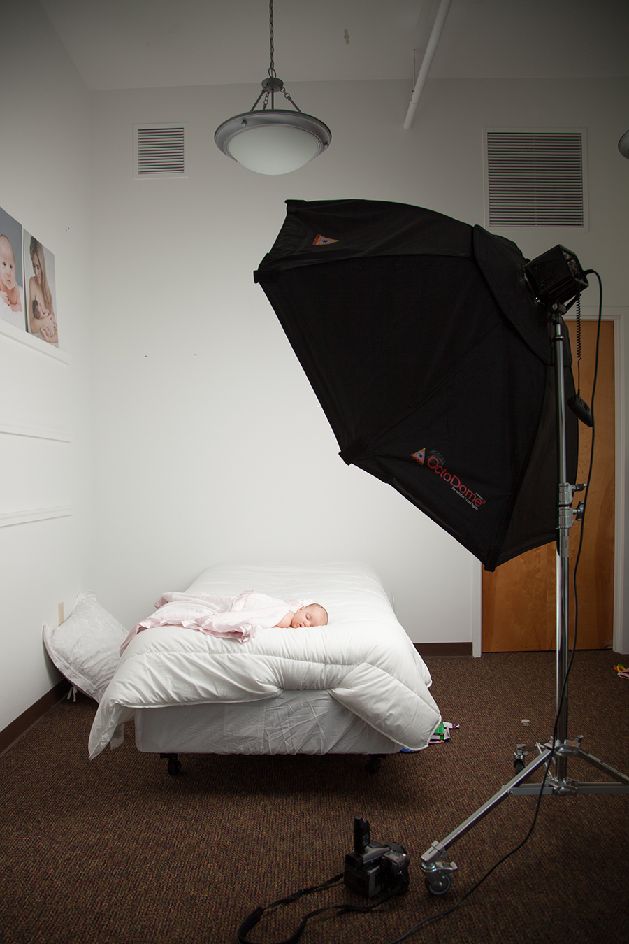 Easy Studio Lighting Set Up Studio Lighting For Film Photographers