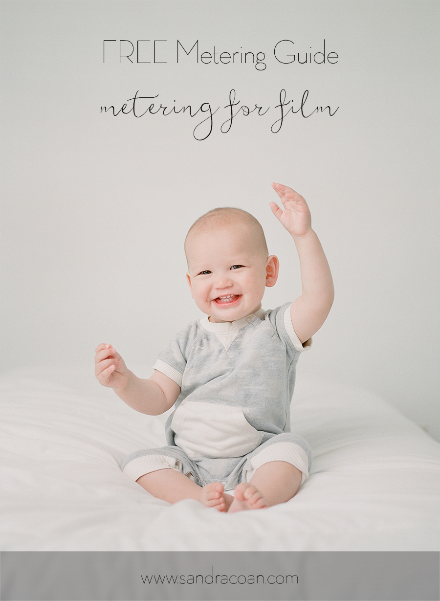 Metering for Film, FREE Guide | Sandra Coan Photography | Resources for Film Photographers | How to Meter