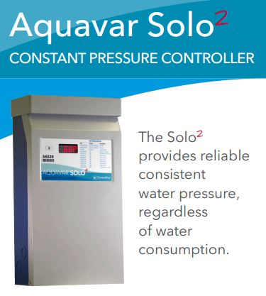 Constant Pressure Controller
