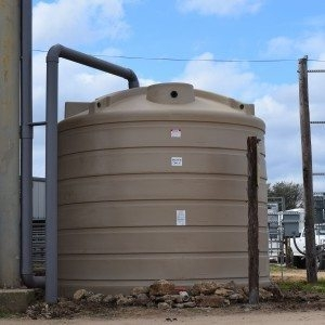 5200 Gallon Storage Tank
