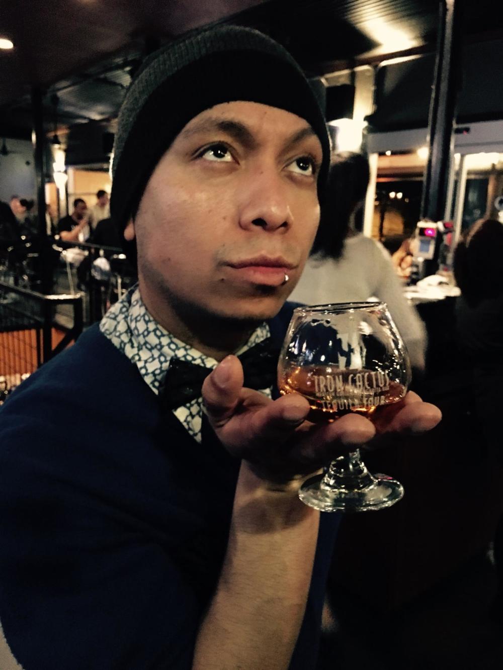 Ricardo Ortiz:Composer and Musician extraordinaire.Featured in episode(s): Eaten Alive