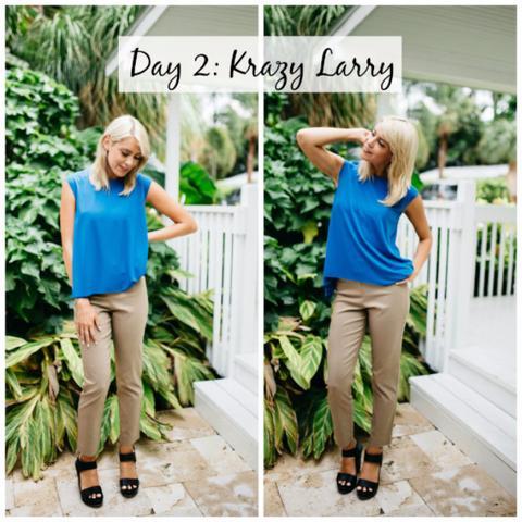 Day 2 Krazy Larry