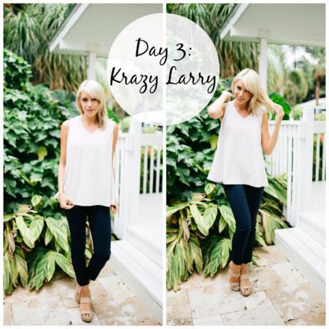 Day 3 Krazy Larry
