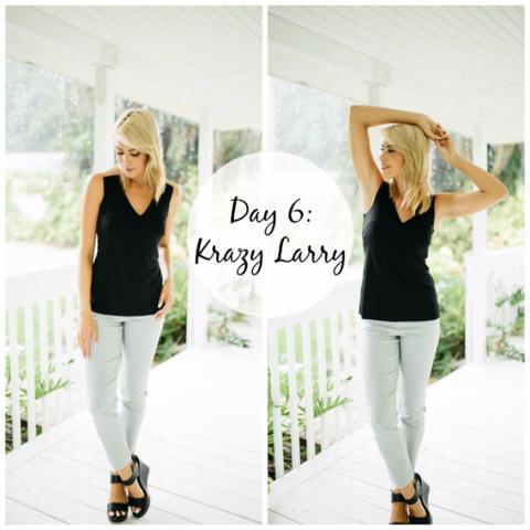 Day 6 Krazy Larry