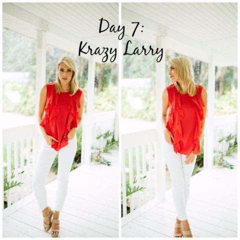 Day 7 Krazy Larry