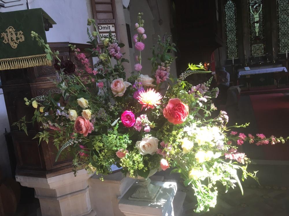 Bloomologie debenham urn