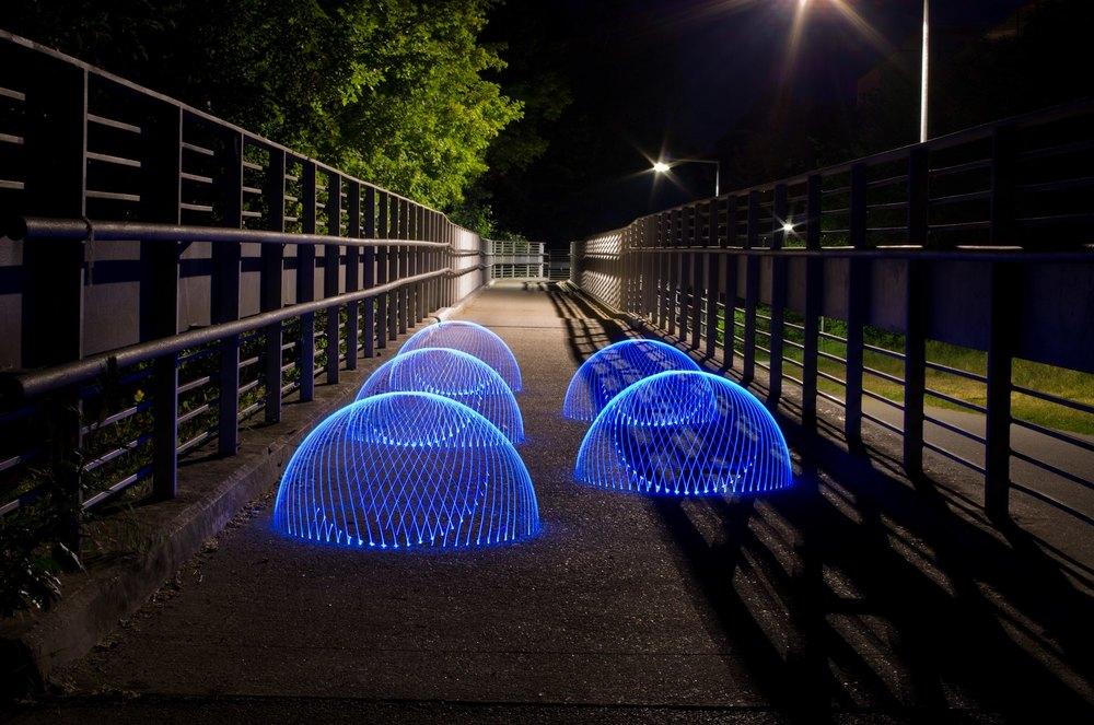 Brücke, Stötteritz - Leipzig