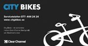 Источник:citybikes.se