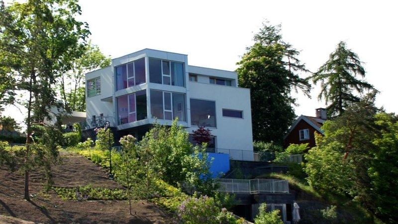 А есть и такие, более современные дома. Источник: 11*