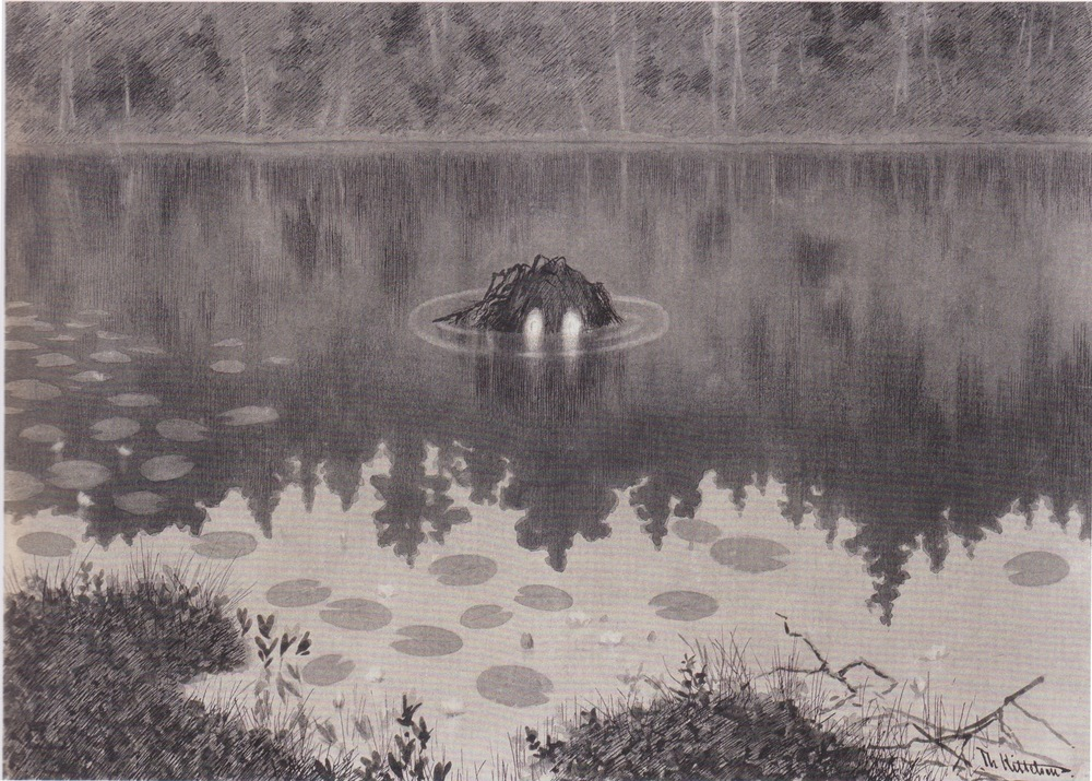Theodor Kittelsen. Источник: commons.wikimedia.org