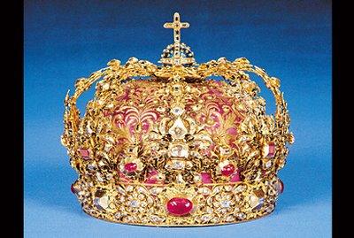 Корона Марии Элеоноры Источник:www.kungahuset.se